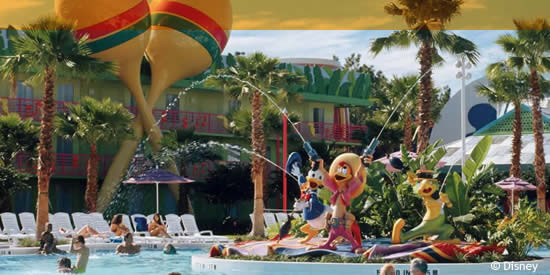 Disney Resort Hotels