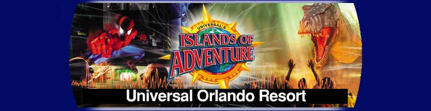 Universal's Islands of Adventure Orlando